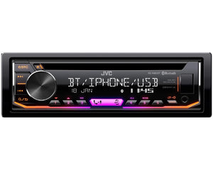 JVC KD R992BT  Bluetooth & Spotify control car stereo - SAFE'N'SOUND