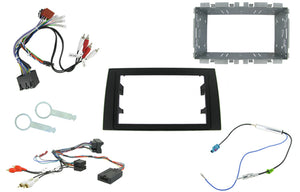 CTKAU02 FULL DOUBLE DIN FITTING KIT FOR AUDI A4 - 2003 - 2006 - SAFE'N'SOUND