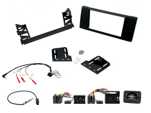CTKBM04 DOUBLE DIN FITTING KIT  BMW  5 - 1996 - 2004 E39  NON AMP - SAFE'N'SOUND