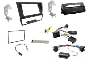 CTKBM14 FULL FITTING KIT BMW 3 SERIES E90 2006-2014 (WITH AUTOMATIC AIR CONDITIONING) - SAFE'N'SOUND