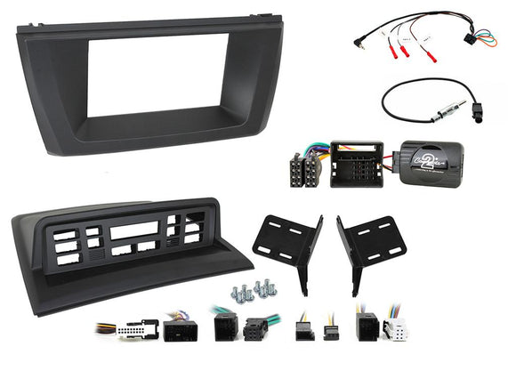 CTKBM29 FULL FITTING KIT BMW   X3 - 2003 - 2010 - SAFE'N'SOUND