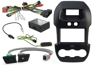 CTKFD40C COMPLETE FITTING KIT  FORD RANGER 2012> - SAFE'N'SOUND