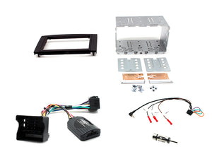 CTKFD46 COMPLETE DOUBLE DIN FITTING KIT FORD  C-MAX - 2003 - 2010 FOCUS - 2004 - 2007 FIESTA - 2005 - 2008 - SAFE'N'SOUND