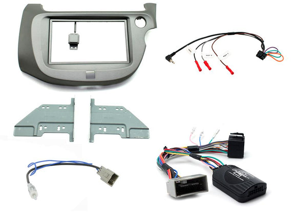 CTKHD05 FULL DOUBLE DIN FITTING KIT FOR HONDA  JAZZ - >2013 - SAFE'N'SOUND