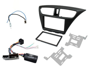 CTKHD06 FULL DOUBLE DIN FITTING KIT FOR HONDA  CIVIC - 2012> - SAFE'N'SOUND