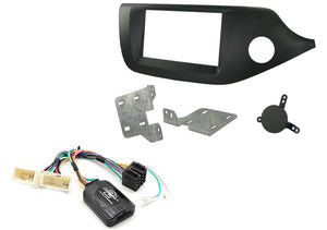 CTKKI26 DOUBLE DIN COMPLETE FITTING KIT  FOR  KIA  Ceed 2012> Pro-ceed 2012> - SAFE'N'SOUND