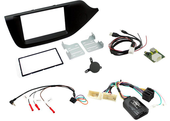 CTKKI31 COMPLETE FITTING KIT FITS KIA CEED - 2012> PRO CEED - 2012> - SAFE'N'SOUND