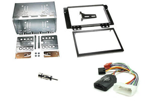 CTKLR02 FULL DOUBLE DIN FITTING KIT FOR RANGE ROVER FREELANDER 2004 - 2006 - SAFE'N'SOUND