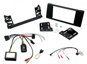 CTKLR06 FULL DOUBLE DIN FITTING KIT FOR RANGE ROVER SPORT 2005 - 2013 - SAFE'N'SOUND