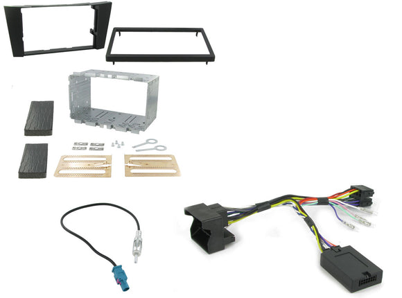 CTKMB06 COMPLETE DOUBLE DIN FITTING KIT MERCEDES E CLASS 2002> W211 - SAFE'N'SOUND