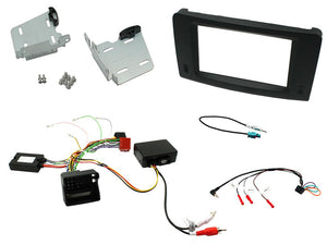 CTKMB22 COMPLETE DOUBLE DIN FITTING KIT MERCEDES  ML 2005 - 2011 - SAFE'N'SOUND