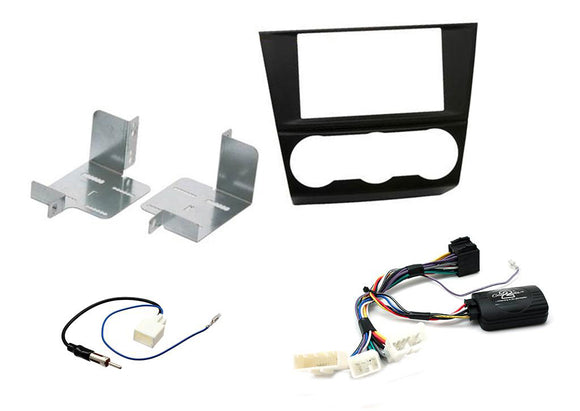 CTKSU02 INSTALLATION KIT FITS  SUBARU FORESTER 2015> IMPREZA 2015> XV 2015> - SAFE'N'SOUND