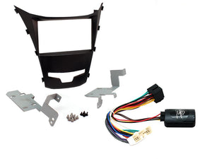 CTKSY04 FITTING KIT FOR SSANGYONG KORANDO SPORT 2012> - SAFE'N'SOUND
