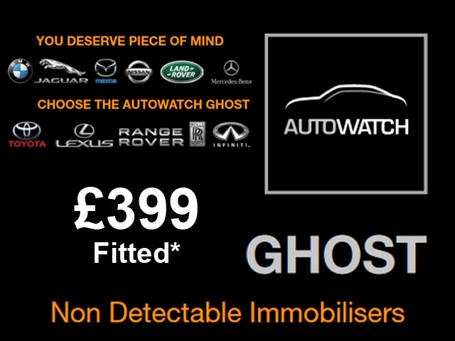 Ghost-II Immobiliser System - The Ultimate Vehicle Security System