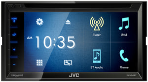 JVC KW V340BT - SAFE'N'SOUND