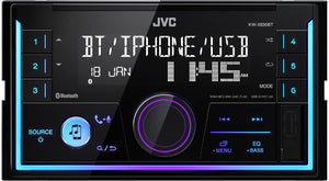 JVC KW X830BT - SAFE'N'SOUND