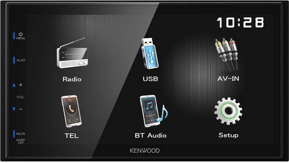 KENWOOD DMX 110BT - SAFE'N'SOUND