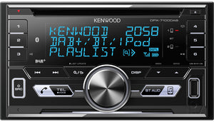 KENWOOD DPX 7100DAB - SAFE'N'SOUND