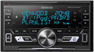 KENWOOD DPX M3100BT - SAFE'N'SOUND