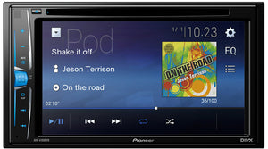 PIONEER AVH A100DVD - SAFE'N'SOUND