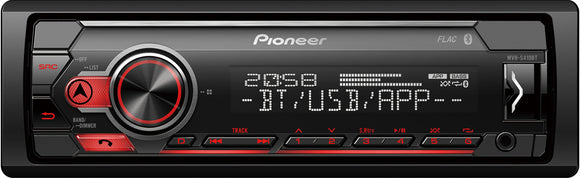 PIONEER MVH S410BT - SAFE'N'SOUND