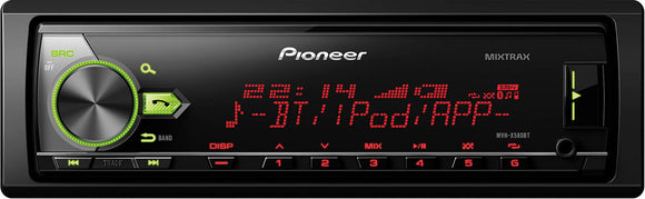 PIONEER MVH X580BT - SAFE'N'SOUND