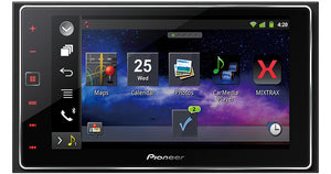 PIONEER SPH DA120 - CarPlay mechless touchscreen - SAFE'N'SOUND