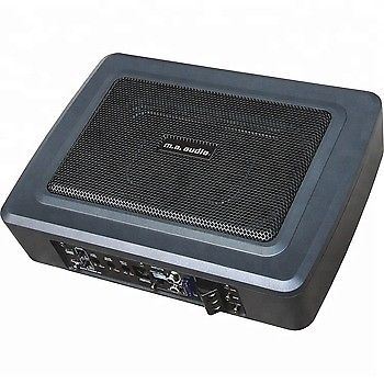 MA AUDIO MA6901 6x9 inch ported built in Amplifierd speaker box 600w - SAFE'N'SOUND