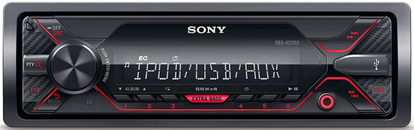 SONY DSX A210UI - SAFE'N'SOUND