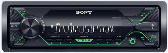 SONY DSX A212UI - SAFE'N'SOUND