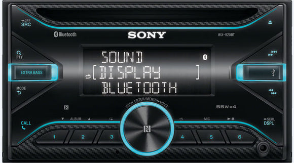 SONY WX 920BT - SAFE'N'SOUND