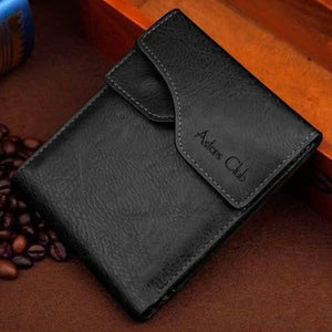 Classic Leather Men Wallet