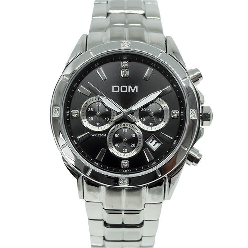 DOM Diamond Chronograph 44mm