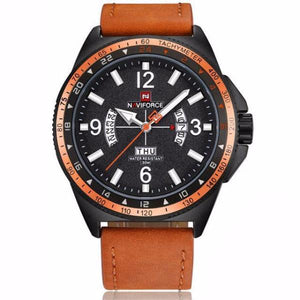 Naviforce Recon Tachymeter 48mm