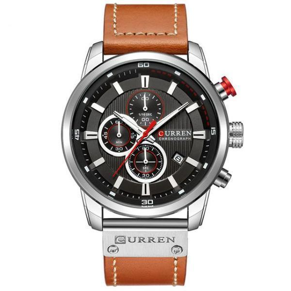 Curren Bolt Chronograph 46mm