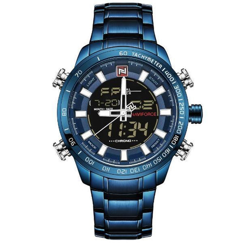 Naviforce Cobalt Digital 48mm