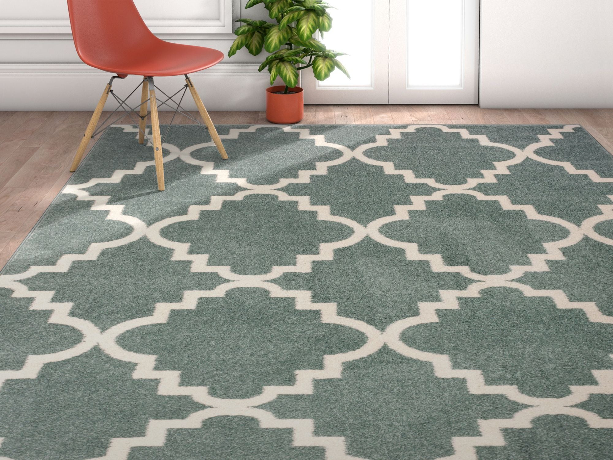 your cart successfully beige trellis spaces added been reece has qty living rug pdp to