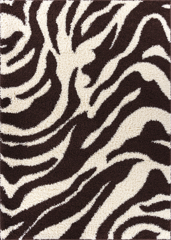 Modern Animal Print 2x7 2 X 7 3 Runner Area Rug