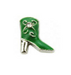 Green Boot Charm