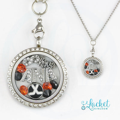 Anaheim Hockey Locket
