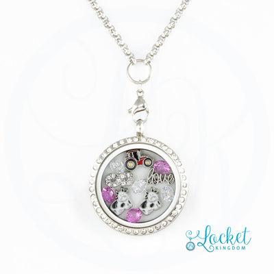 Cattle Farmers Locket
