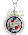 Arsenal F.C. Charm Locket