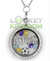 Aston Villa F.C. Charm Locket