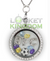 Burnley F.C. Charm Locket