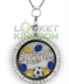 Leicester City F.C. Charm Locket