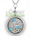 Manchester City F.C. Charm Locket