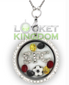 South Hampton F.C. Charm Locket