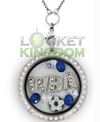 West Bromwich Albion Charm Locket