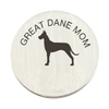 Great Dane Mom Backplate