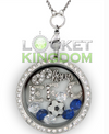 Infinity Love Everton F.C. Charm Locket